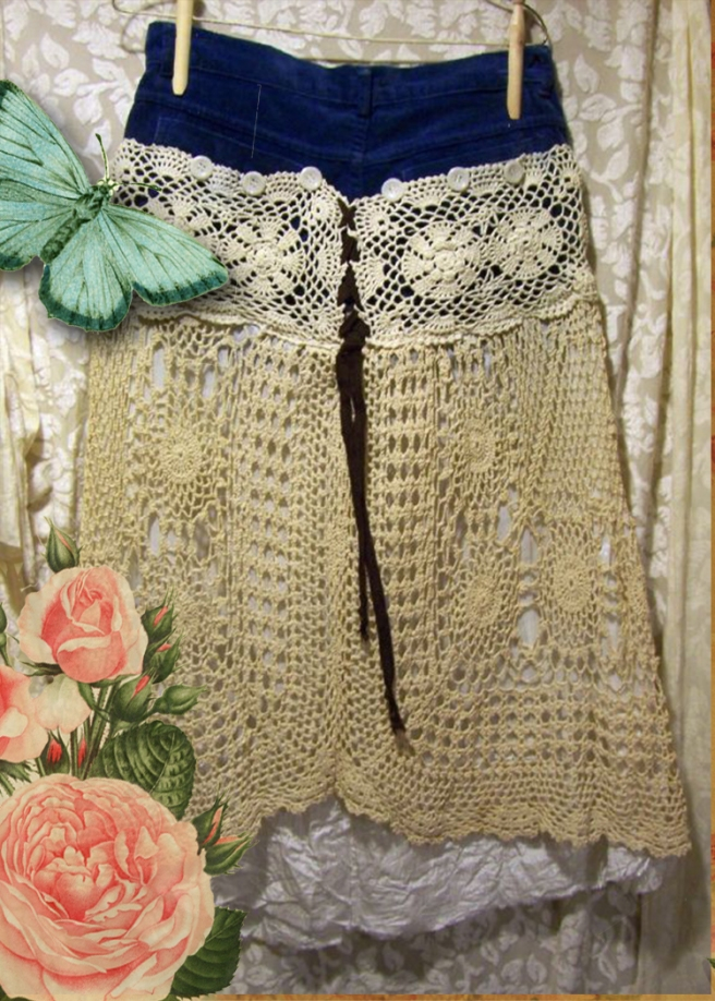 blue-velvet-crochet-skirt-2